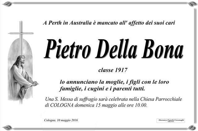 Della Bona Pietro