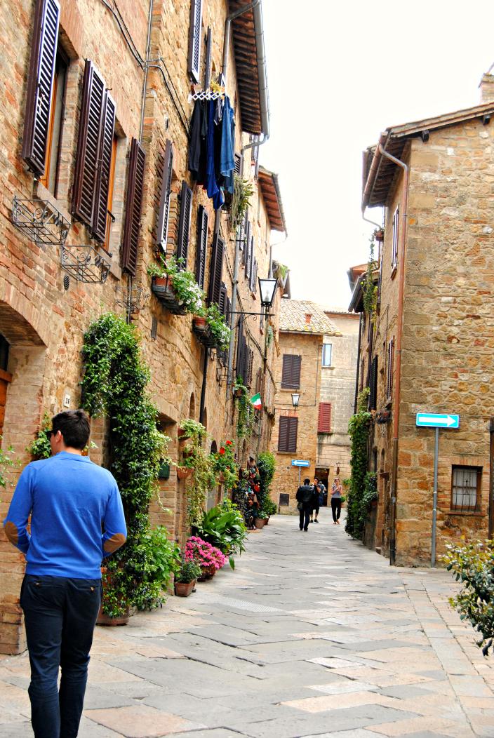 Pienza_Tuscany, Itay (001)