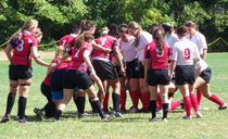 Club Sports: Women's Rugby