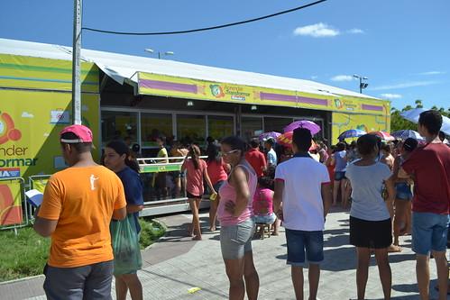 Dia de Inscrição em Fortaleza (CE)