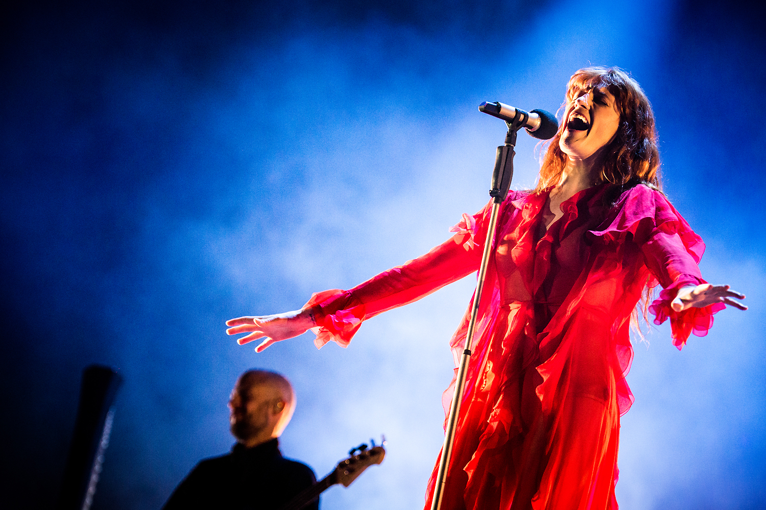 Florence and the Machine @ Rock Werchter 2016 (Jan Van den Bulck)