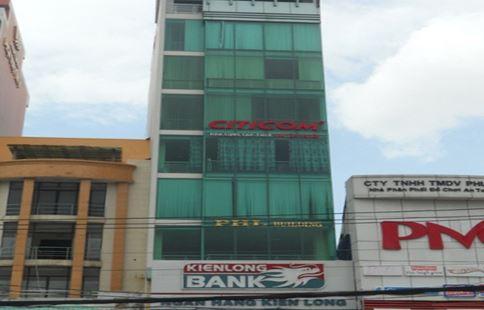 Cao Óc Văn Phòng PHL Building