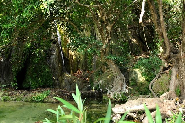 Solcok Falls