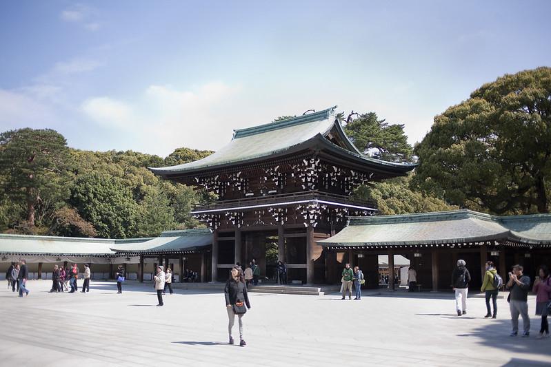 Meji jingu, Yoyogi park, Tokyo, Japan_IMG_4996