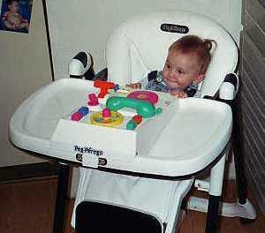 Isabel 5 month June 2000