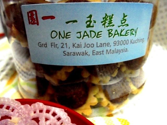 Kuching jam tarts address