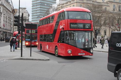 LT421 LTZ1421 New Routemaster