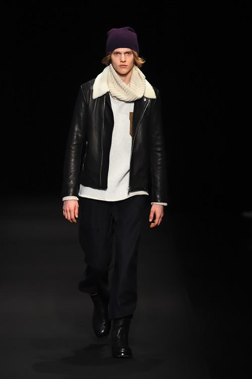Ryan Keating3050_FW15 Tokyo FACTOTUM(Fashion Press)