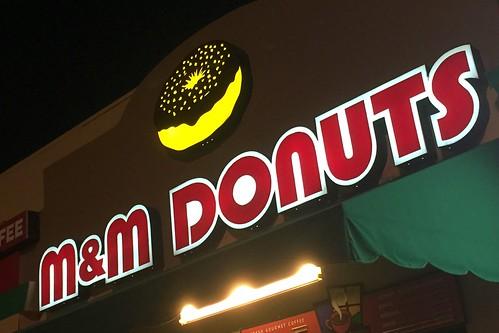 M&M Donuts - Anaheim