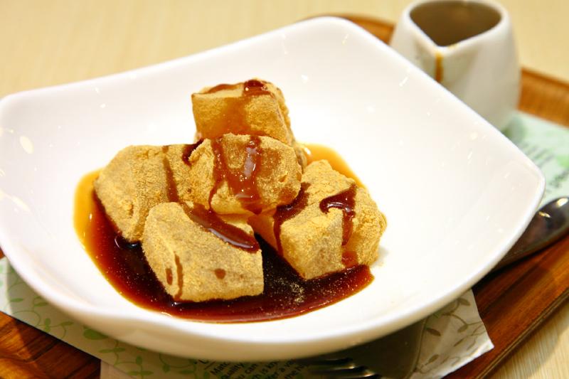 Kinako-Warabimochi