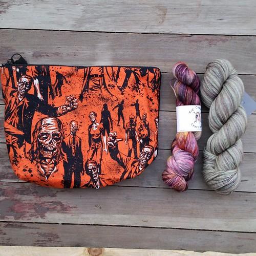 My #YarnCon haul. #knitting