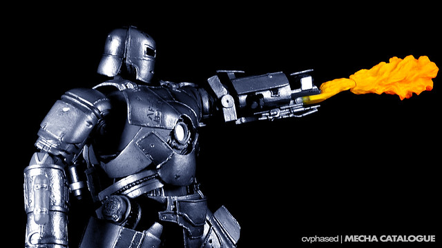 Sci-Fi Revoltech Iron Man Mark 1