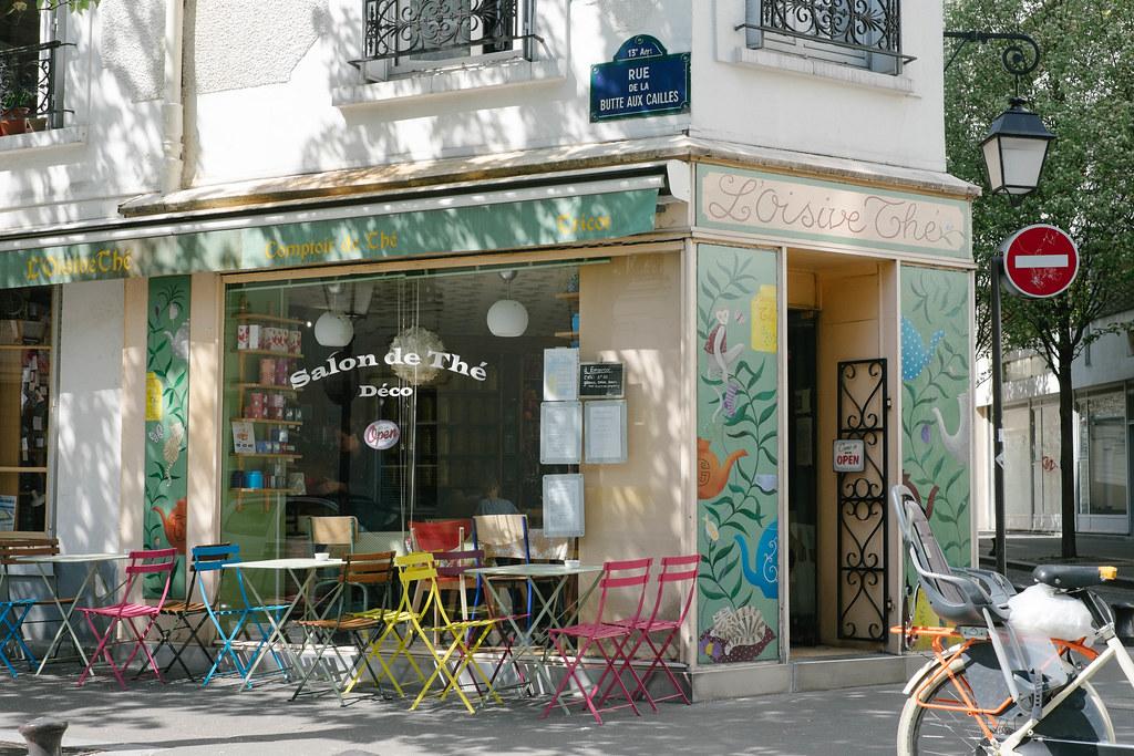 promenade parisienne la butte aux cailles et la cit