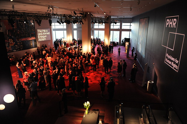Physicians for Human Rights Gala 2015