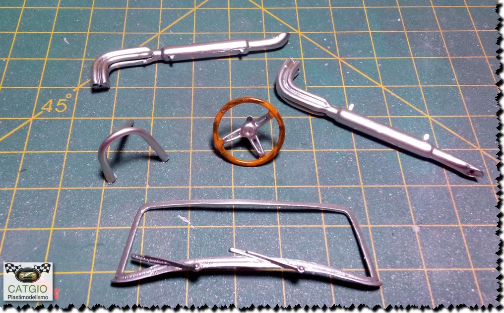 Shelby Cobra S/C - Revell - 01/24 - Finalizado 24/04 17160234665_9d3d4f14b6_o