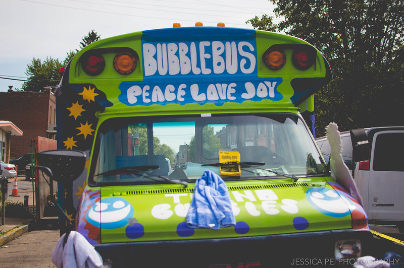 Bubblebus Cinco de Mayo St. Louis