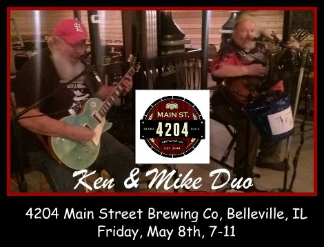 Ken & Mike Duo 5-8-15