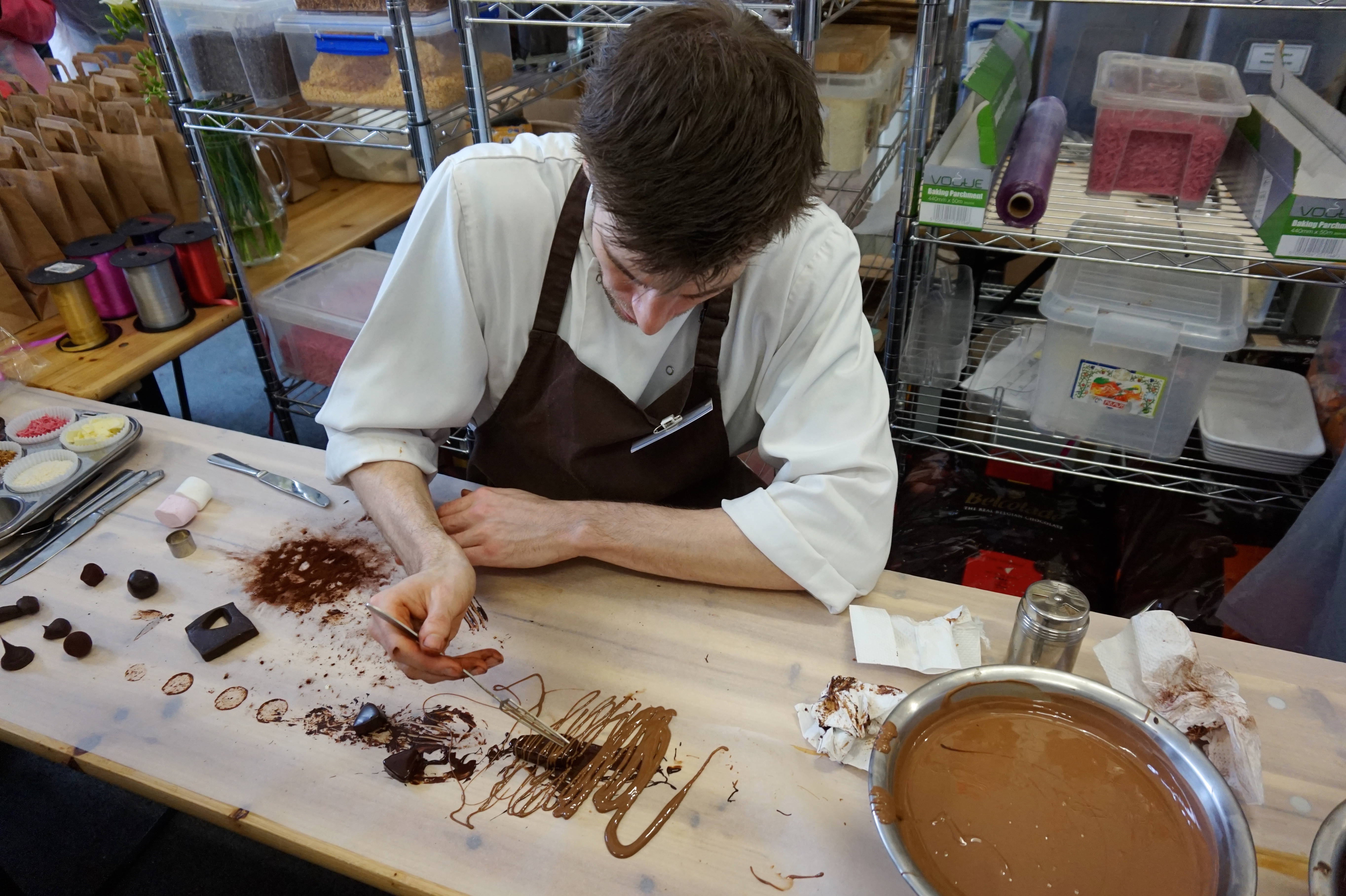 My Chocolate workshop 8