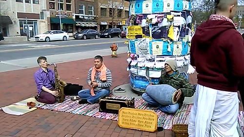 Ann Arbor ~Krishnas