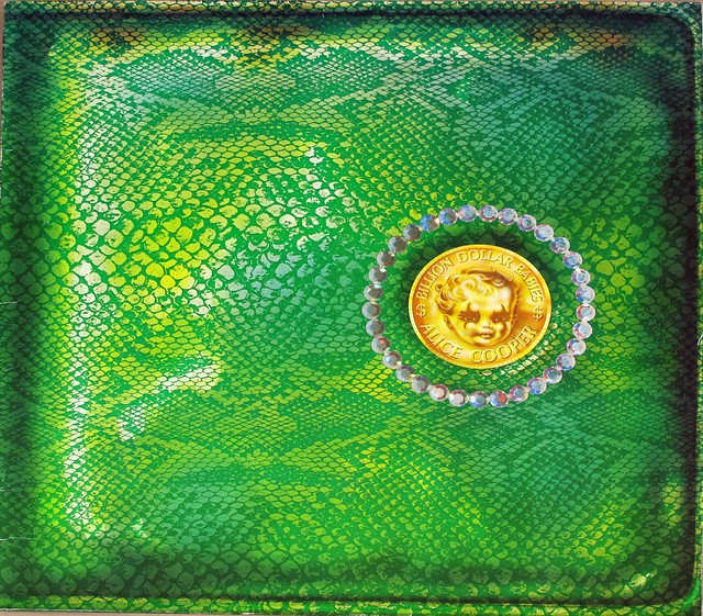 "Alice Cooper - Billion Dollar Babies 12"" VINYL LP"