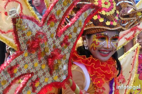 Tegal Pesisir Karnaval 2015