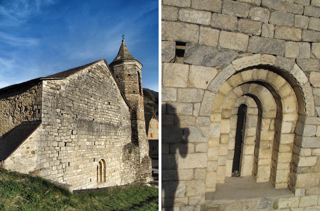 Iglesia de Sant Joan d'Arties (Val d'Aran)_arquitectura_patrimonio