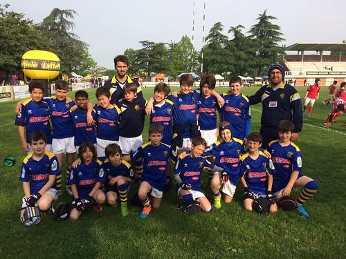 u12 a Reggio