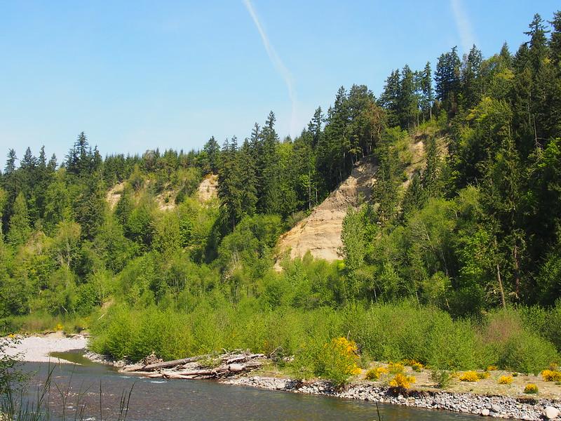 Carbon River Hills