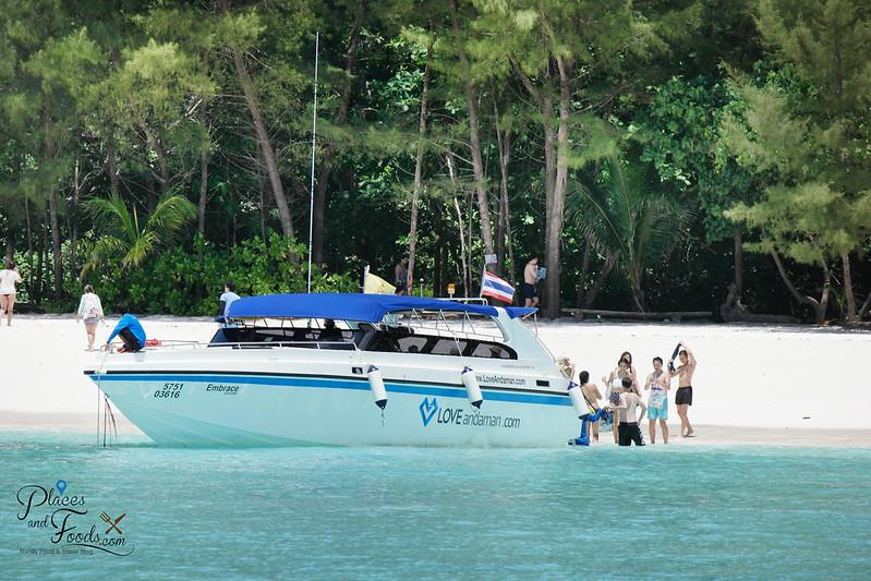 tachai island love andaman