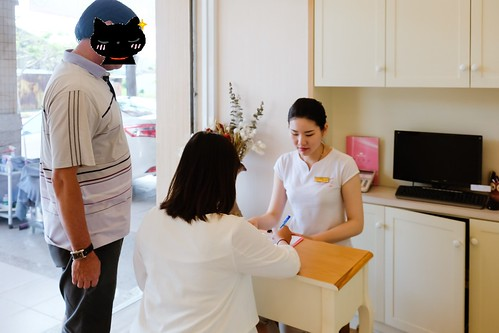 我給老婆最好的母親節禮物 爸爸日+台南艾美佳孕婦按摩 (6)