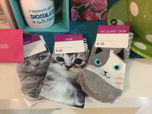 cute socks and mug for mothers day
