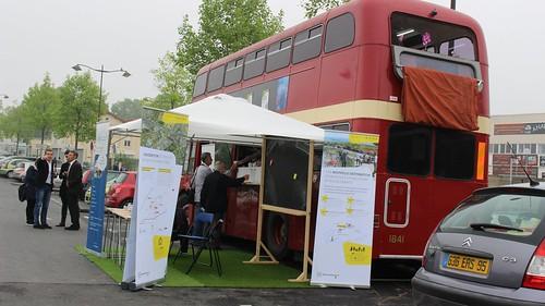 EuropaCity - Le DP-Bus à Arnouville