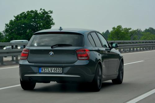 BMW  1-Series 5-Door Hatchback (F20, 2011 - 2015)