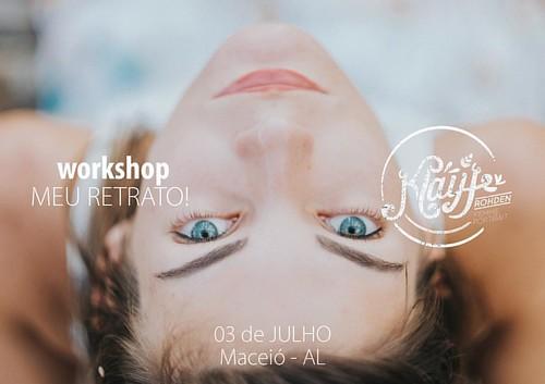 Começando os workshops por MACEIÓ . A contagem é regressiva para dia 3 julho! + detalhes no site www.klayfe.com/workshops ou envie uma 📩 direct para saber como participar! Vagas limitadas! Vai ser incrível!