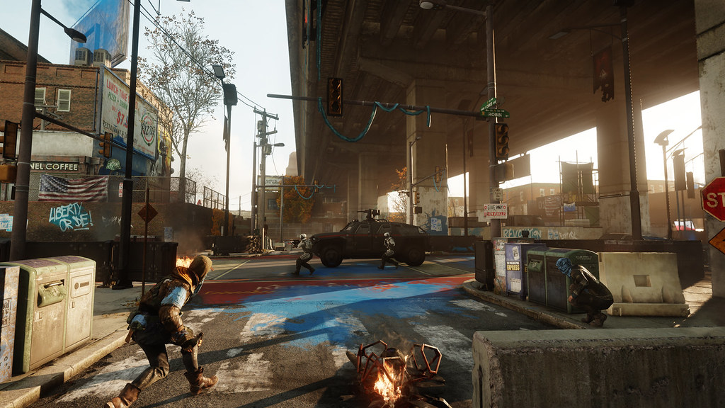 homefront: the revolution juego para PS4
