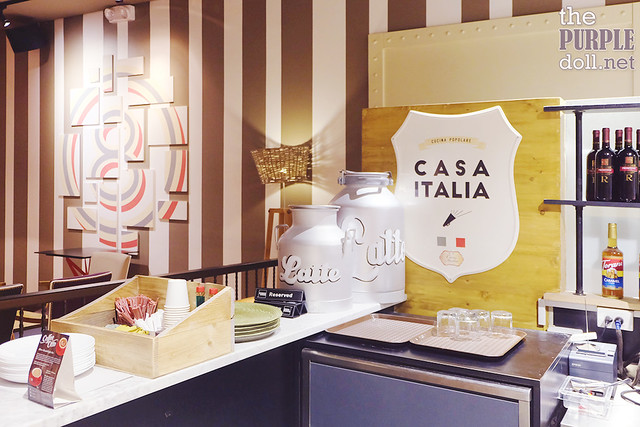 Casa Italia Cafe SM North