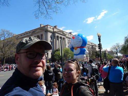 Washington DC - Cherry Blossom Parade - 5