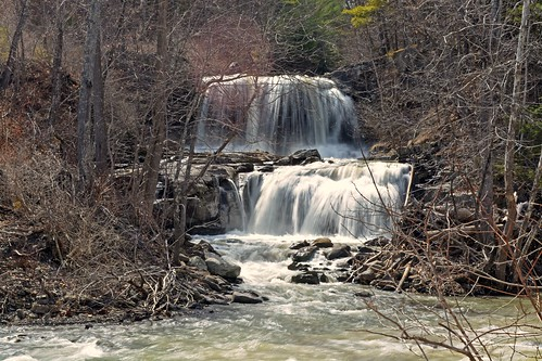 ny mill creek upstate waterfalls blenheim