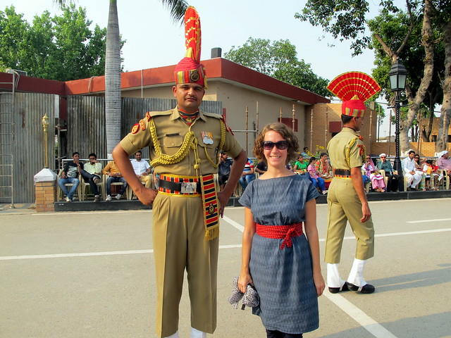 India - Wagah Border Ceremony