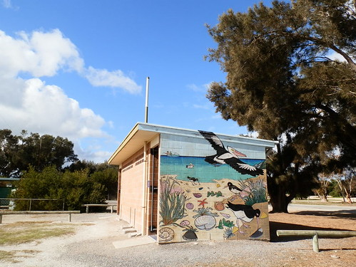 Corny Point Loo, Yorke Peninsula