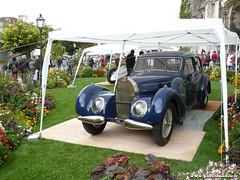 Circuit des Remparts 2009 - Bugatti Type 57C Galibier