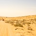 Small photo of Driving through the Omani desert