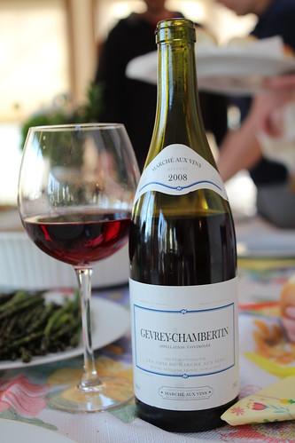 2008 Gevrey-Chambertin