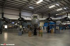 HE877 44-44175 - 1470 - Bungay Buckaroo - Indian Air Force - Consolidated B-24J Liberator - Pima Air and Space Museum, Tucson, Arizona - 141226 - Steven Gray - IMG_8974
