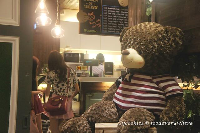 1. tbc  cafe @ Melaka