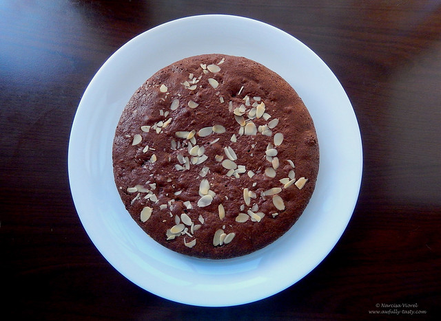 brownie cu merisoare