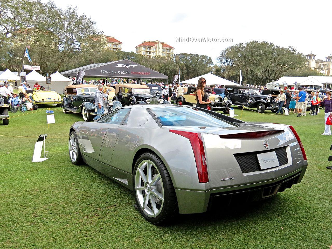 Cadillac Cien Amelia Island 4
