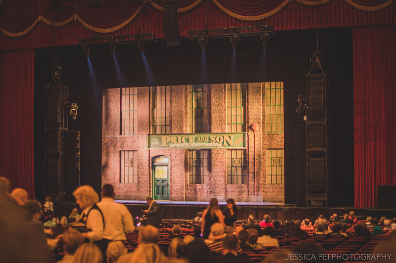Kinky Boots Fox Theatre St. Louis