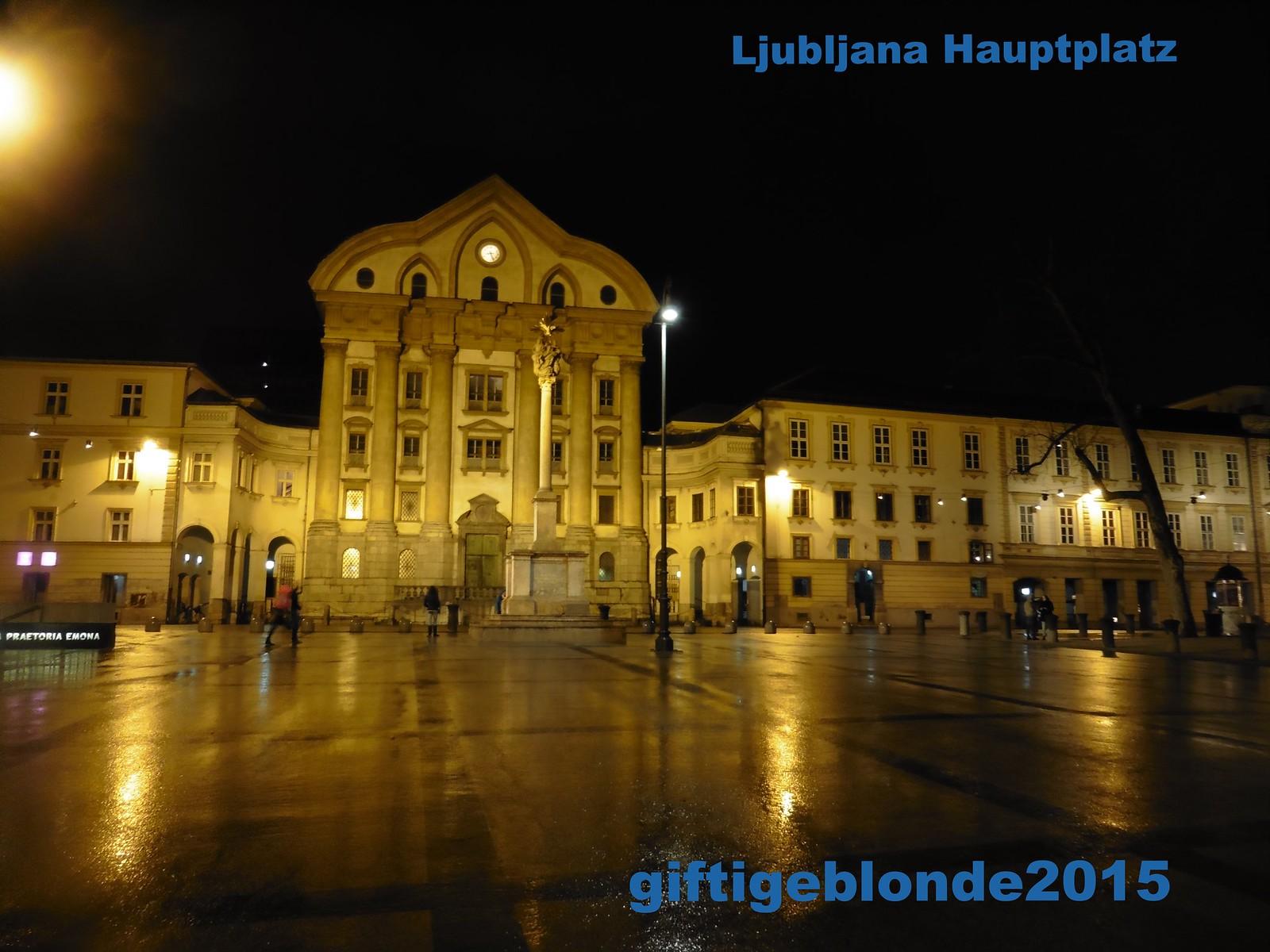 Slowenien, Ljubljana