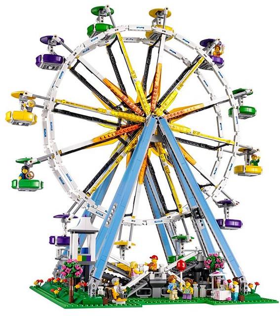 LEGO Creator Expert 10247 - Ferris Wheel